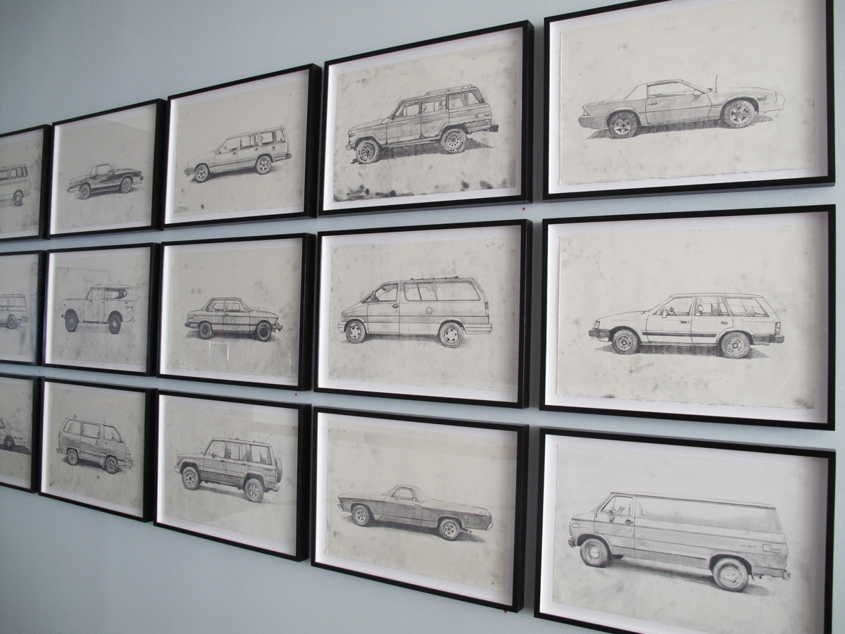 framed car drawings.jpg