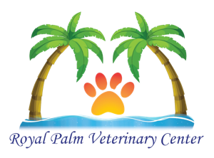 Royal Palm Veterinary Center Logo