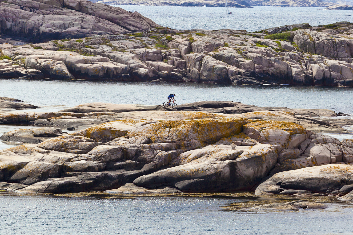 In the Archipelago    CYCLE    OVER    ROCKS    READ MORE