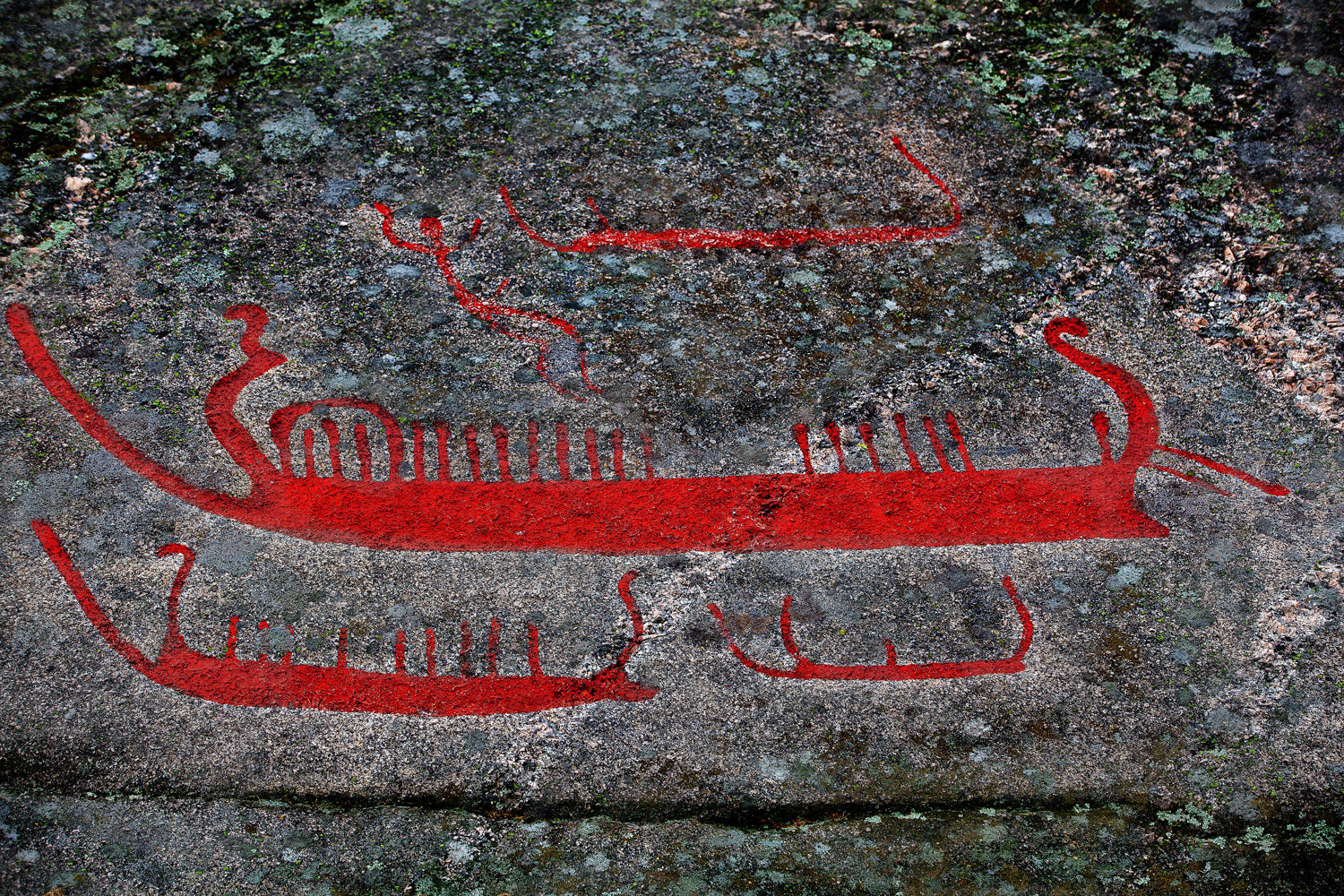 Just outside Fredrikstad    NORWAY`S    RICHEST    PETROGLYPH    TREASURE    READ MORE