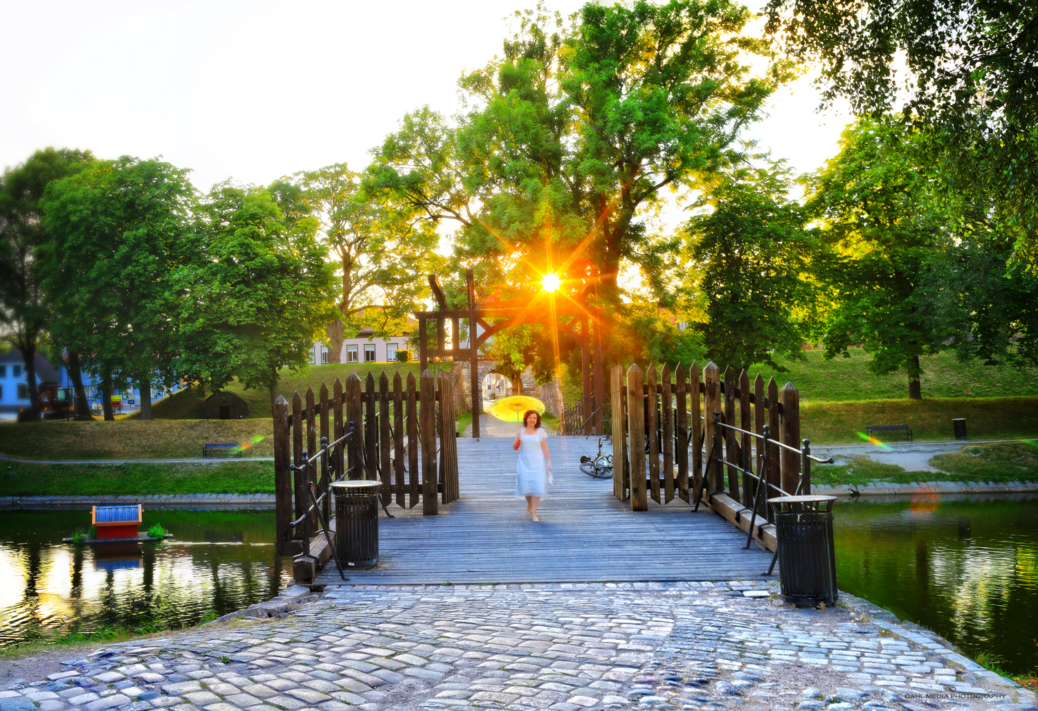 Fredrikstad is without    DOUBT    ONE OF    SCANDINAVIAS    most beautiful cities