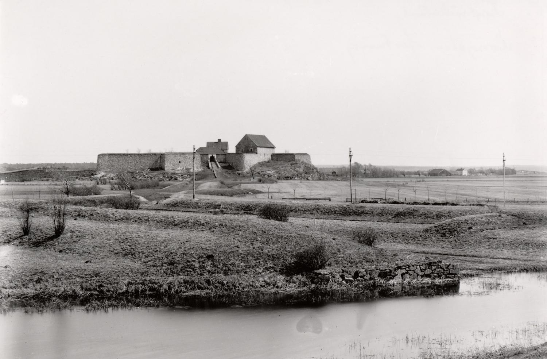 Kongsten in 1900. Photographer: F.H. Werenskiold, source: Riksantikvaren.