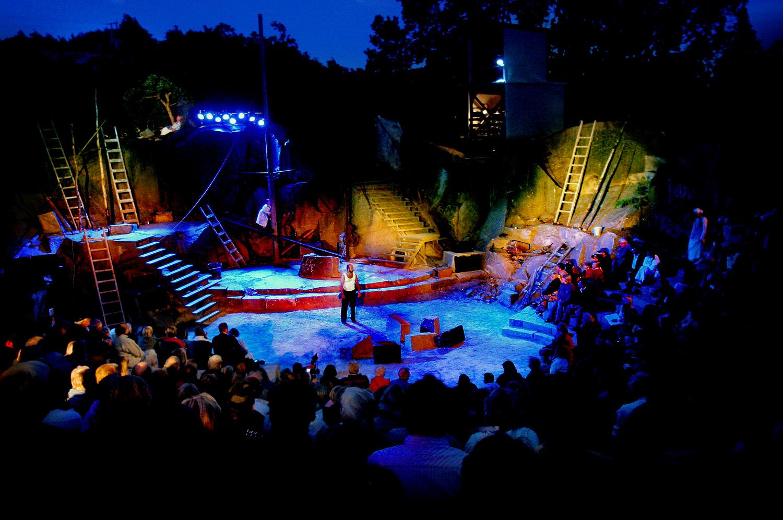 Brottet Amfi - Outdoor Amphitheatre