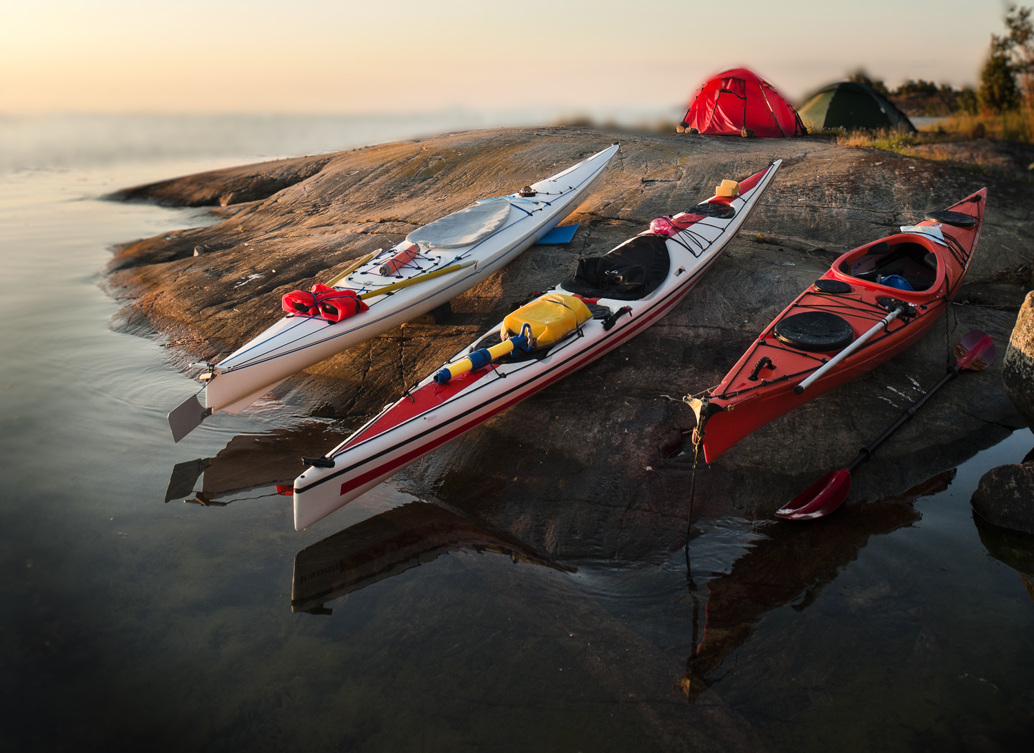 Activity and Adventures    TIME TO    DISCOVER    HVALER`S    GREAT    OUTDOORS