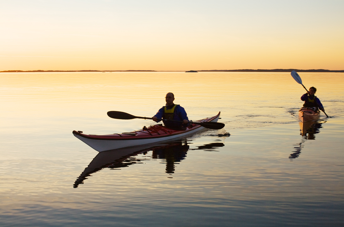 Kayak Hvaler Archipelago