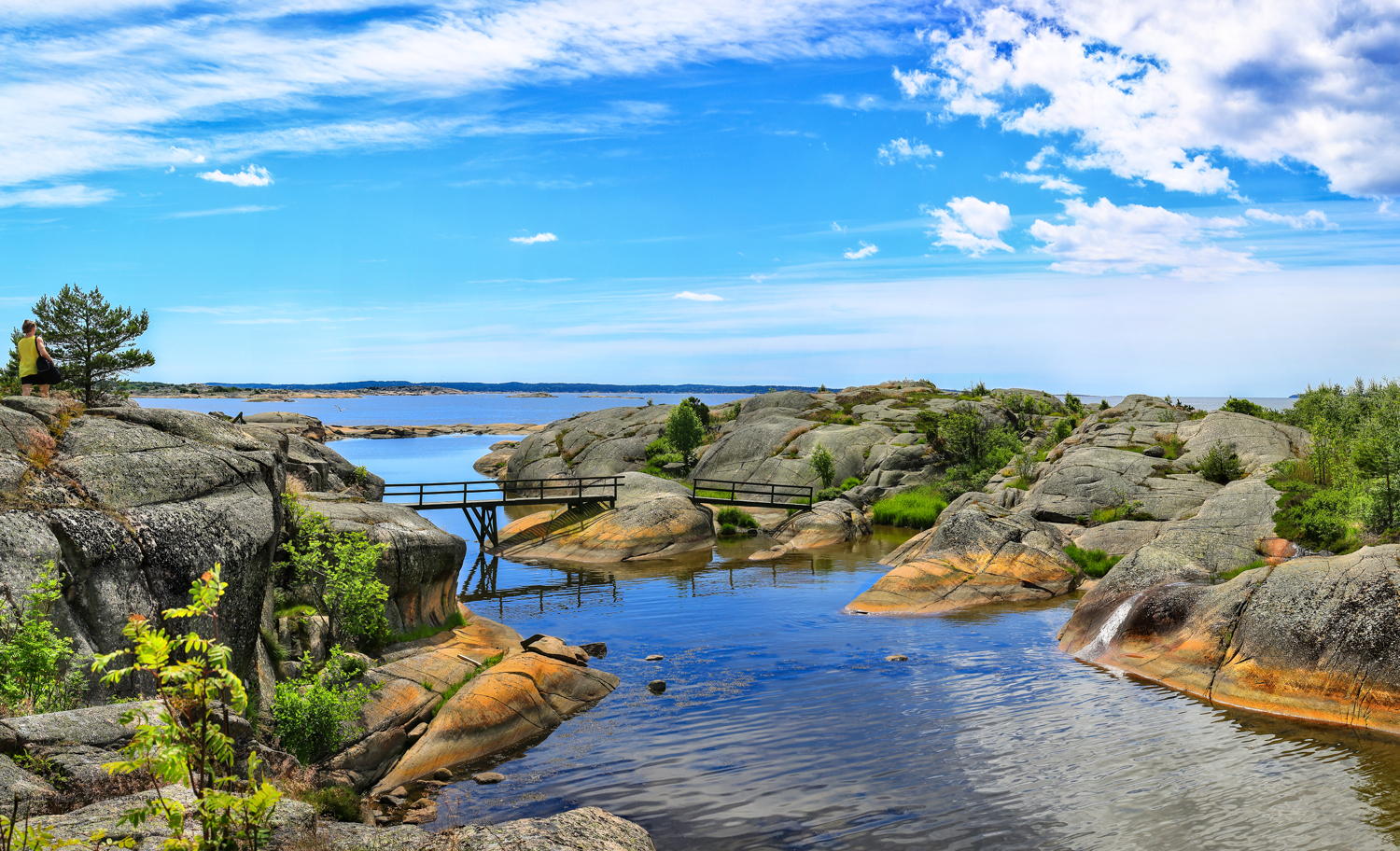 Fall in love with   THE    ARCHIPELAGO    ALL YEAR