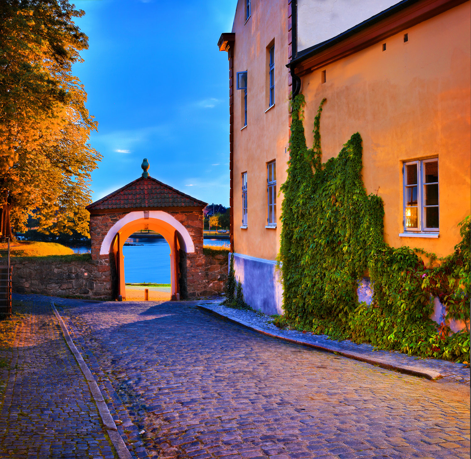 The Old Town Fredrikstad