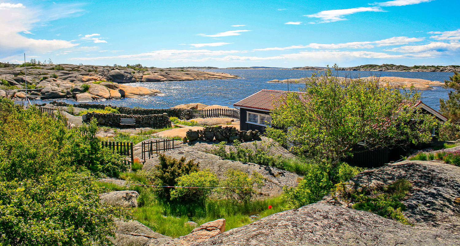 Along the entire Fredrikstad coastline are all the ingredients we desire for the vacational menu.