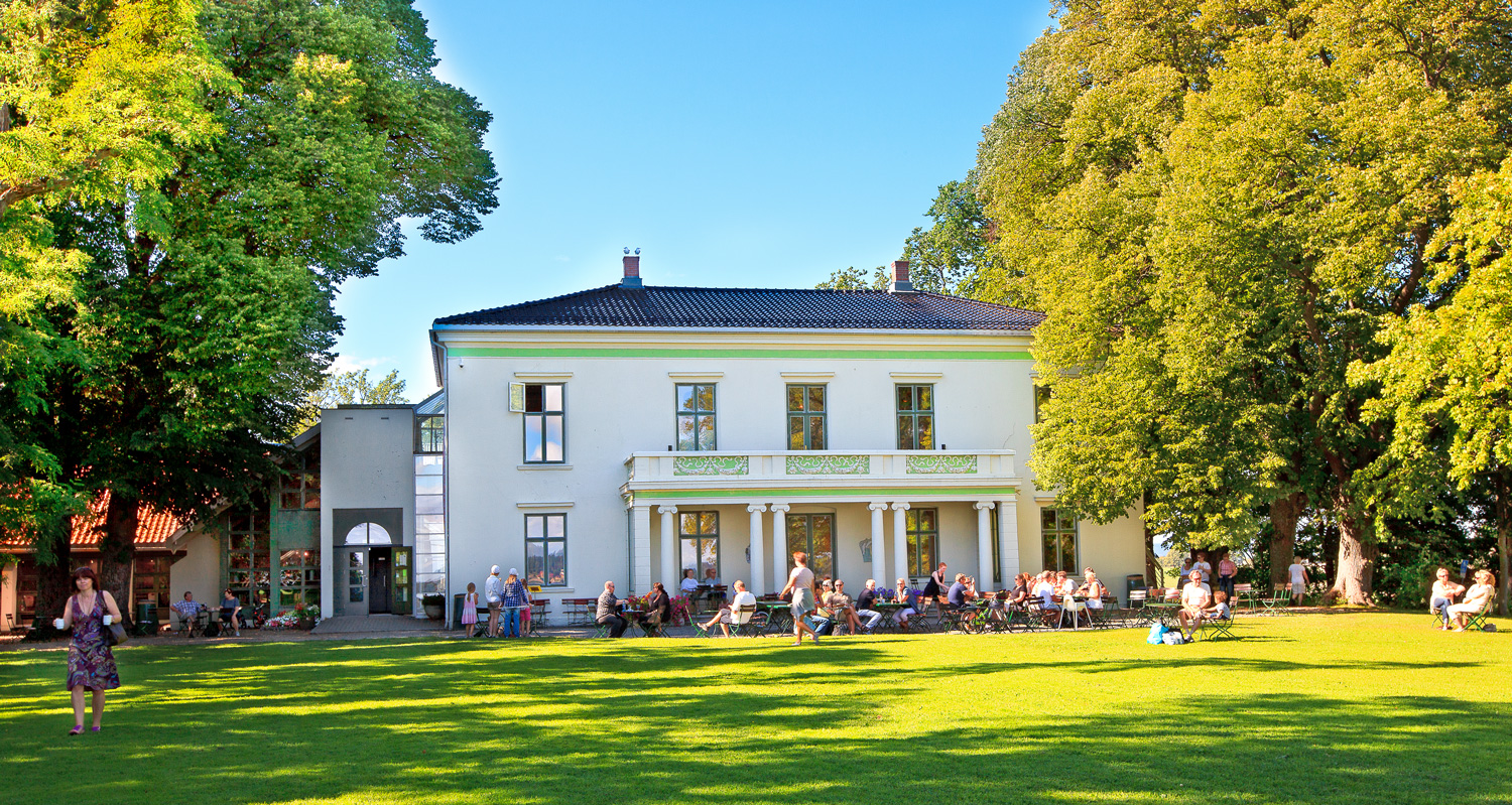 Gallery F 15 is one of the oldest and most traditional institutions for contemporary art in Norway.