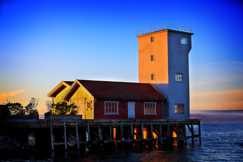 Tronvik Torpedo Station
