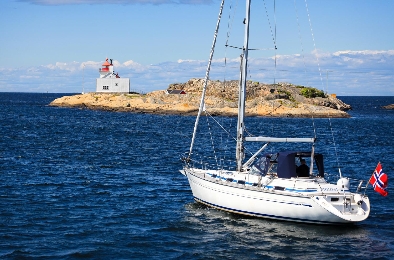 Homlungen - Hvaler's Pearl of a Lighthouse