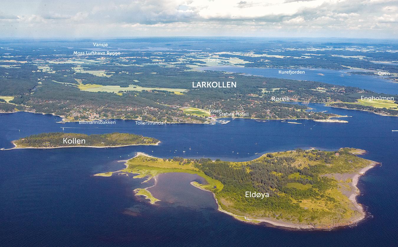 Larkollen Eldøya