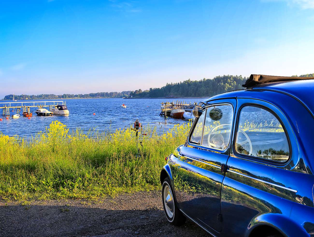 You can discover Larkollens´s world just a short drive (45 min) from Oslo.