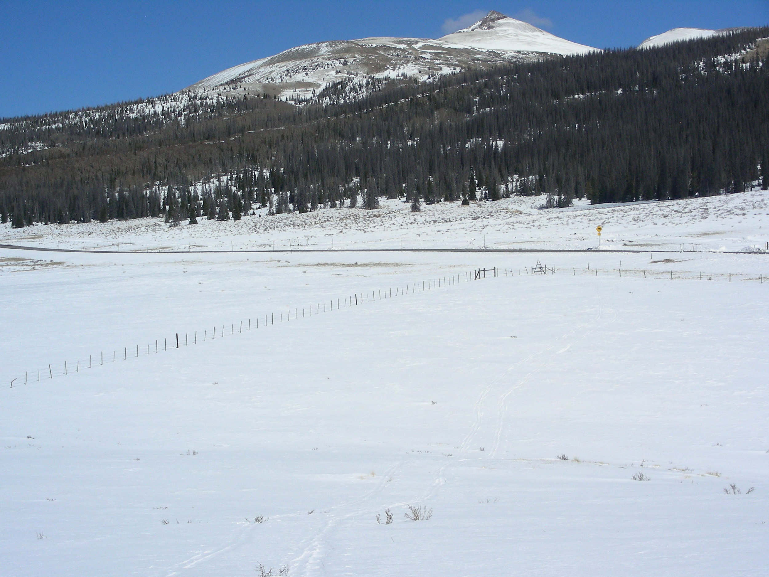 Spring Creek Pass