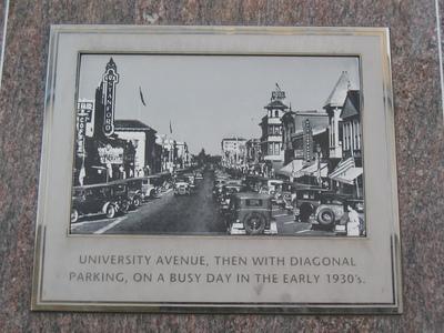 Image of Palo Alto Plaque