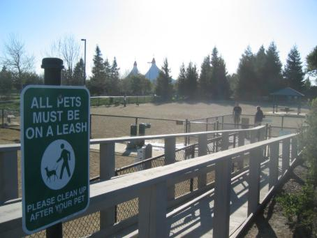 Image of Shoreline Park Dog Park in Mountain View