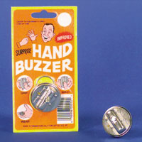 Image of Hand Buzzer Trick