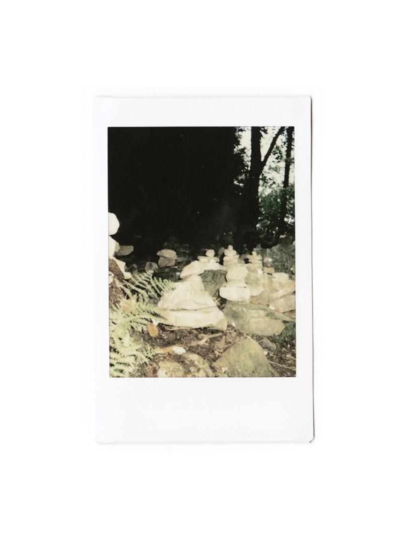 glen onoco falls rock art formations | via: bekuh b.