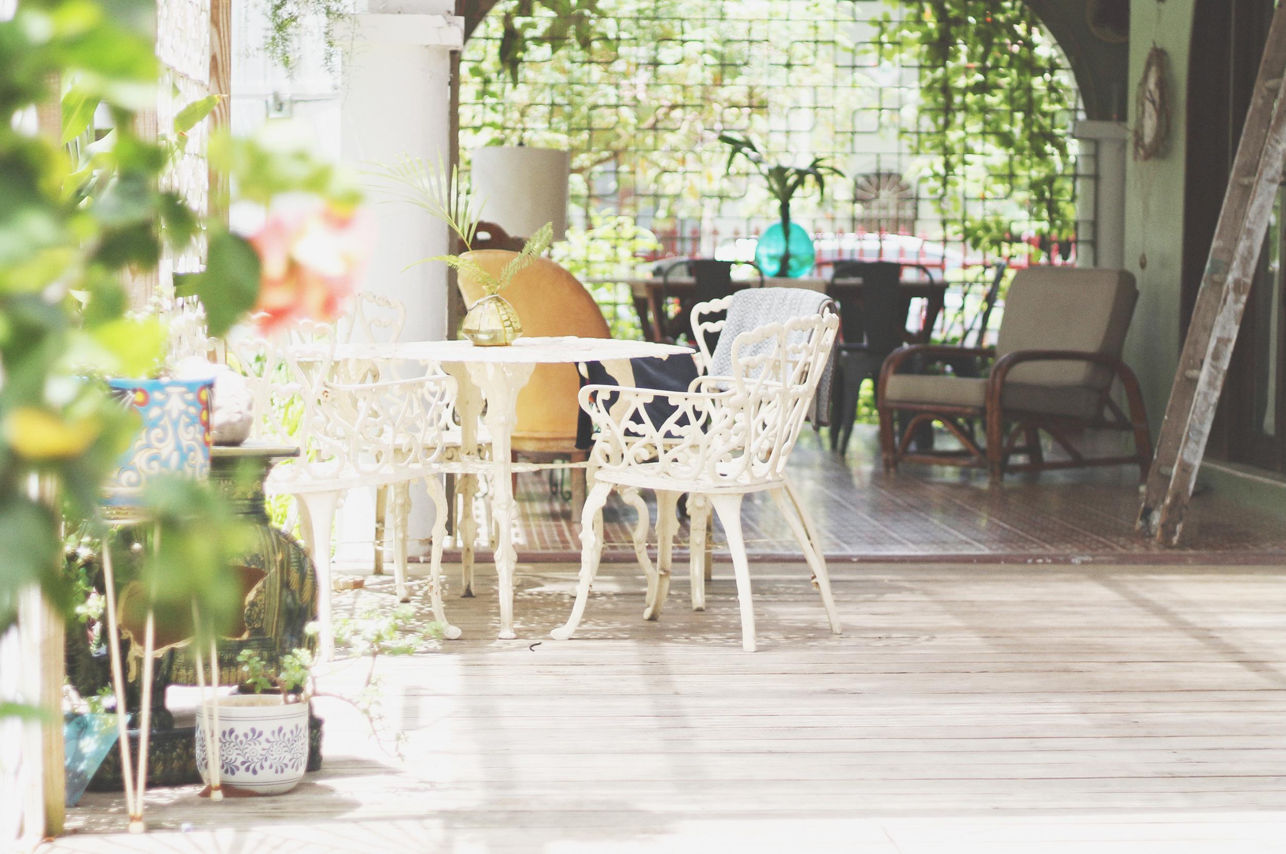 dreamcatcher guesthouse puerto rico | via: bekuh b.