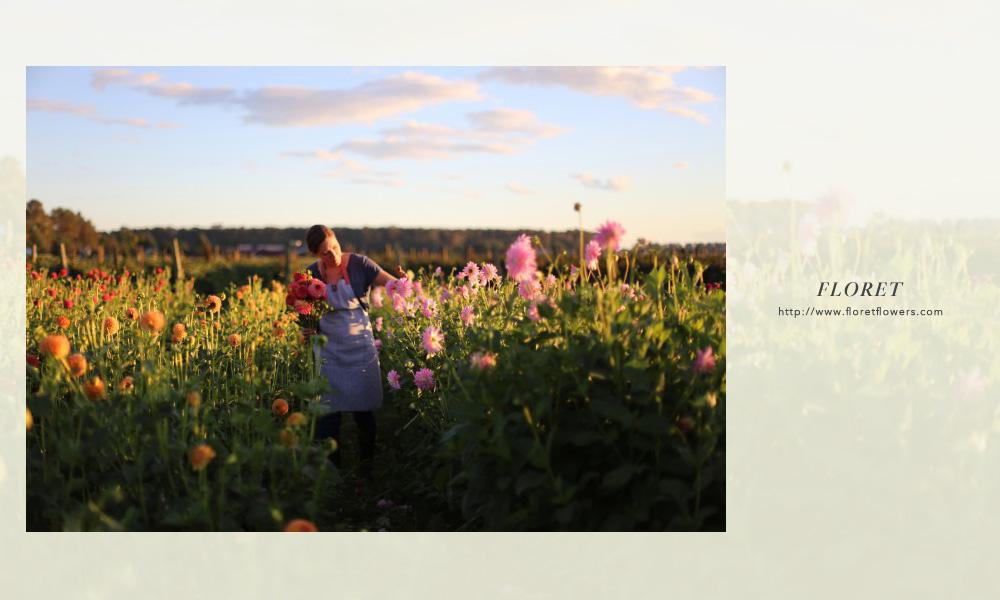 image via: floret flowers