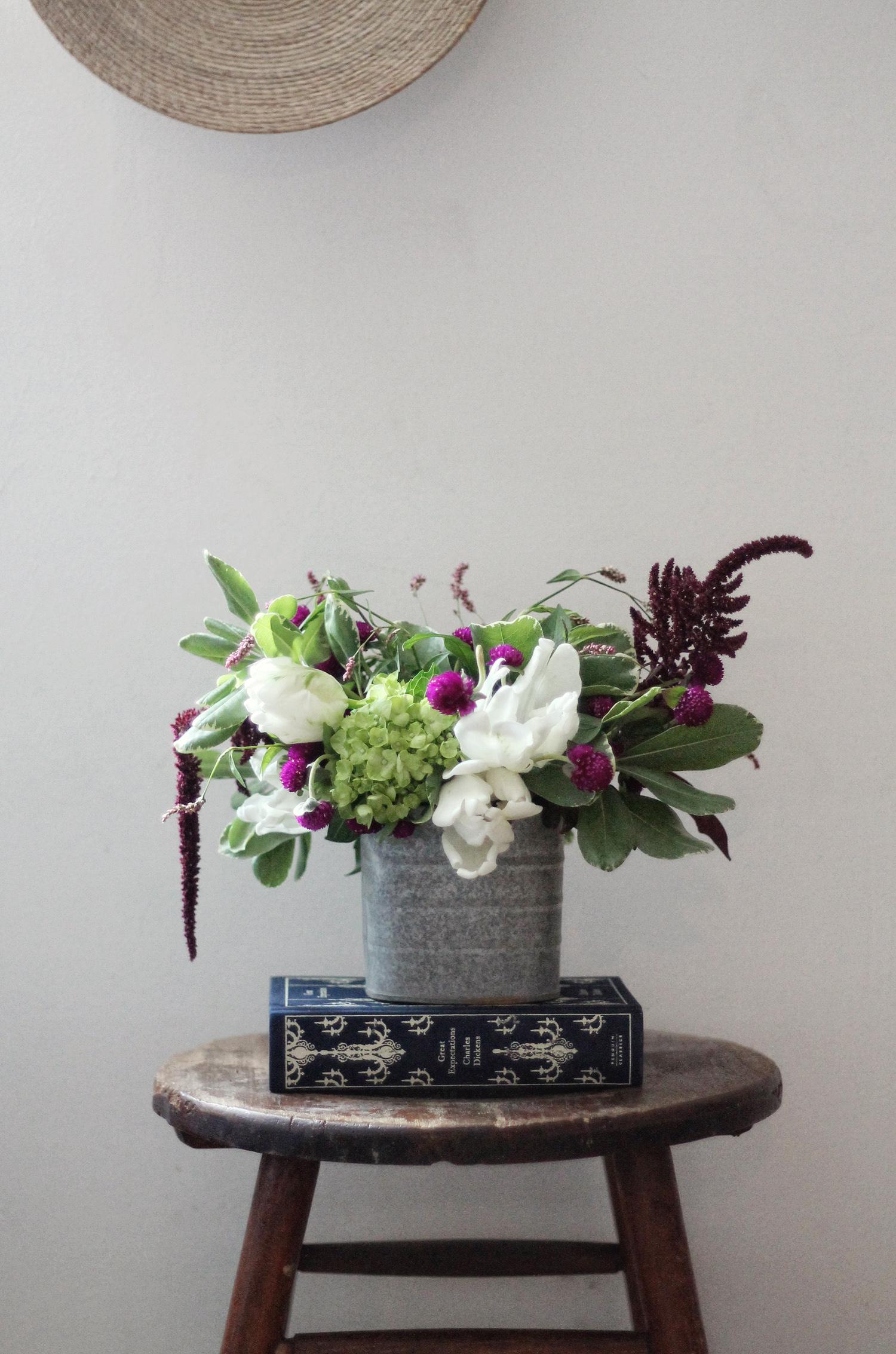 english garden bouquet   via: bekuh b.