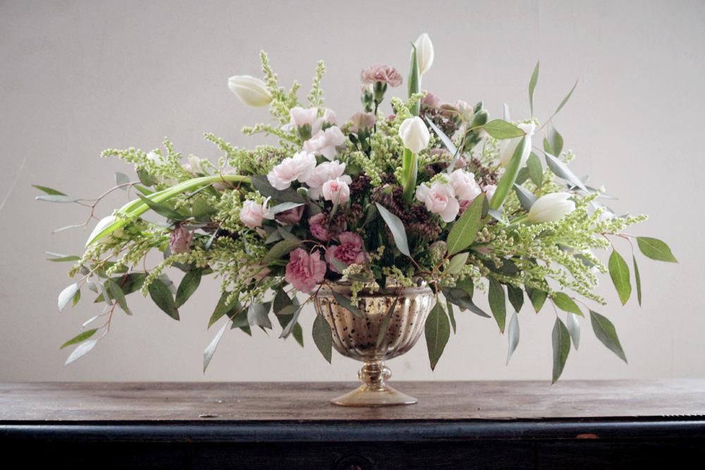 dream of spring bouquet | via: bekuh b.