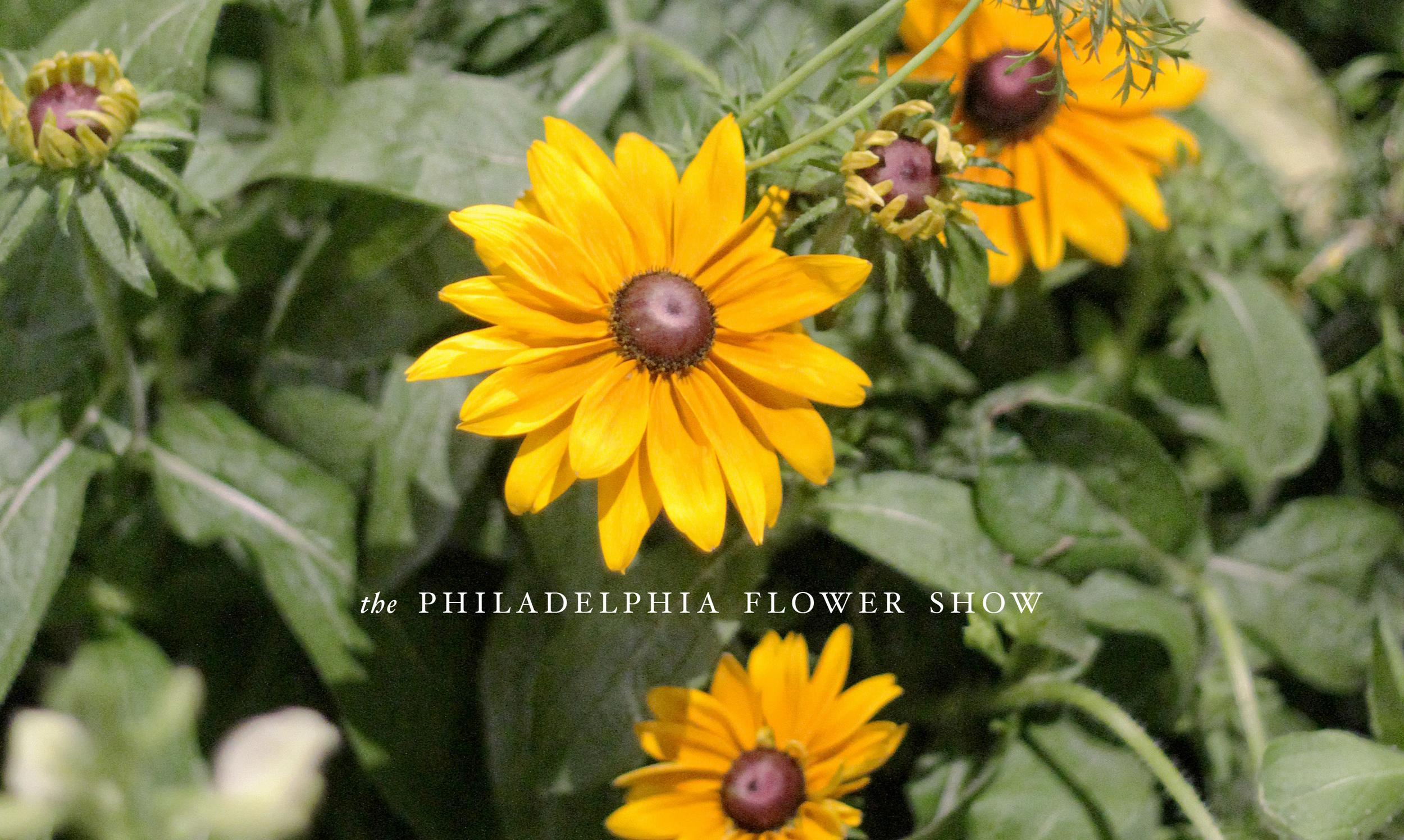 the philadelphia flower show | via bekuh b.
