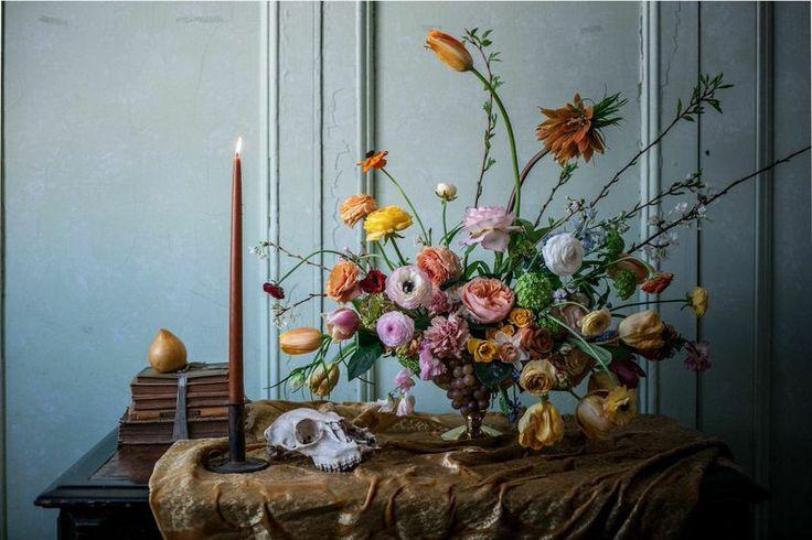 dutch masters- little flower school | via: bekuh b.