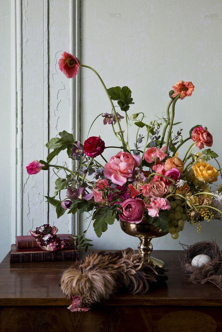 little flower school- nicole franzen | via: bekuh b.
