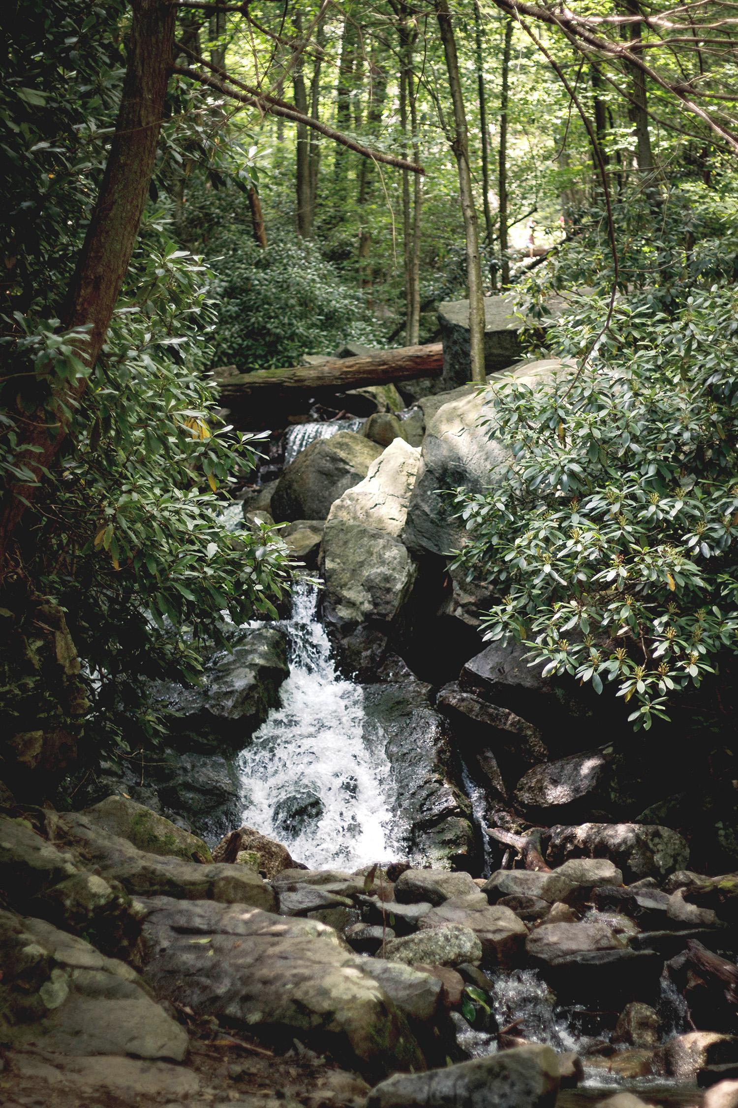 glen onoko falls, pennsylvania | image via: bekuh b.