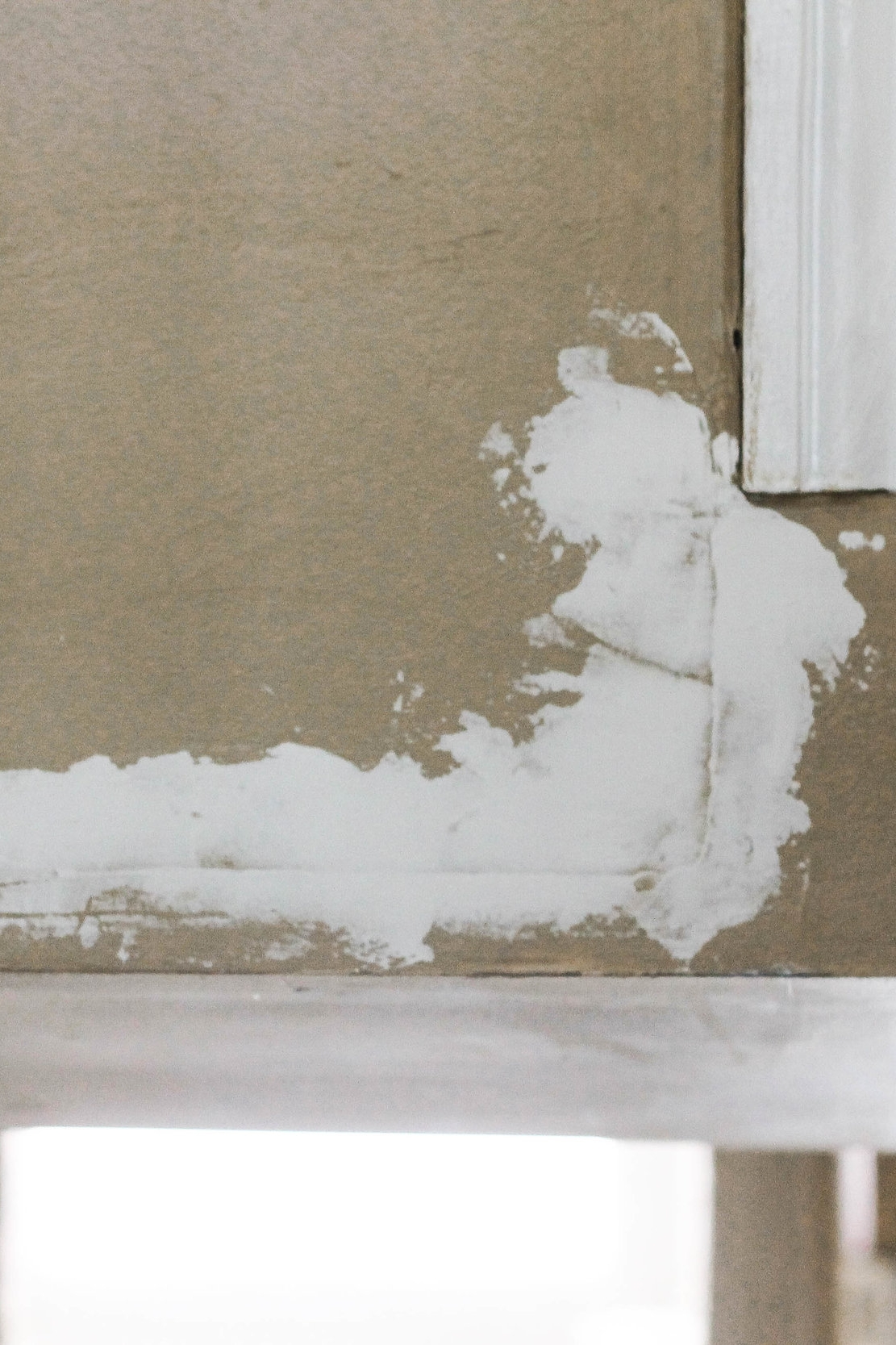 weekend projects: spackling tips | via:  chatham st. house
