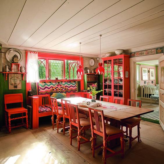 interior design crush: karin larsson's kitchen | via: chatham st. house