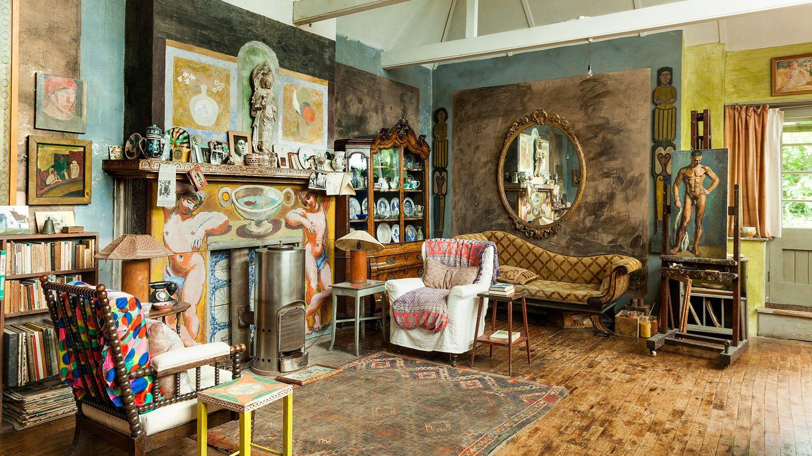 Inside Charleston House | Anna Huix photography | via: chatham st. house
