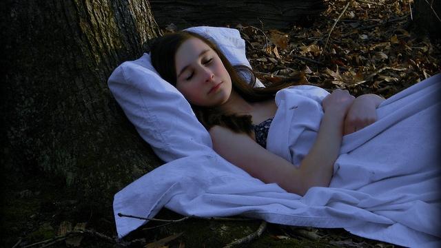 better sleep for CFS