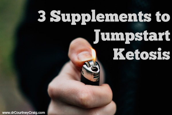 What supplements are useful for a keto diet?