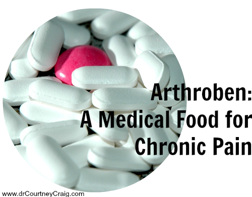 Arthroben is a medical food effective at pain relief in arthritis and fibromyalgia.