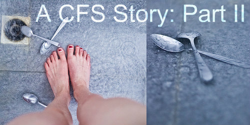 Read Dr. Courtney Craig's story about living with chronic fatigue syndrome.