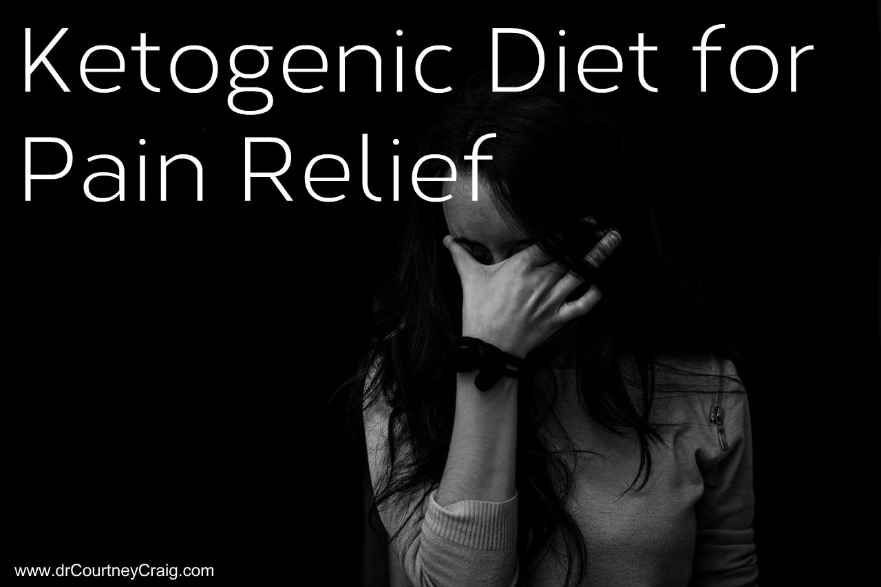 A ketogenic diet may relieve chronic pain and migraine.