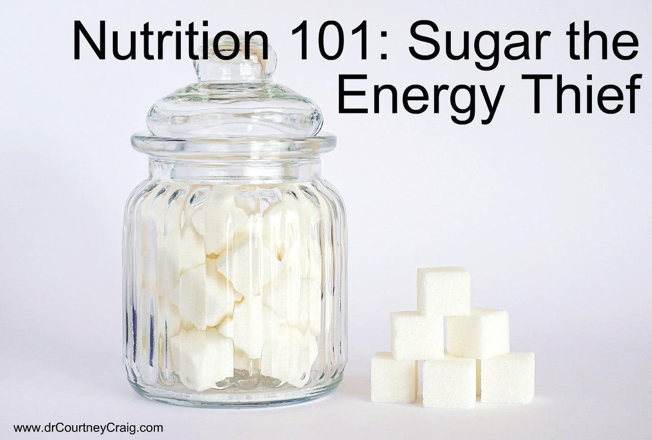 sugar bad for chronic fatigue fibro