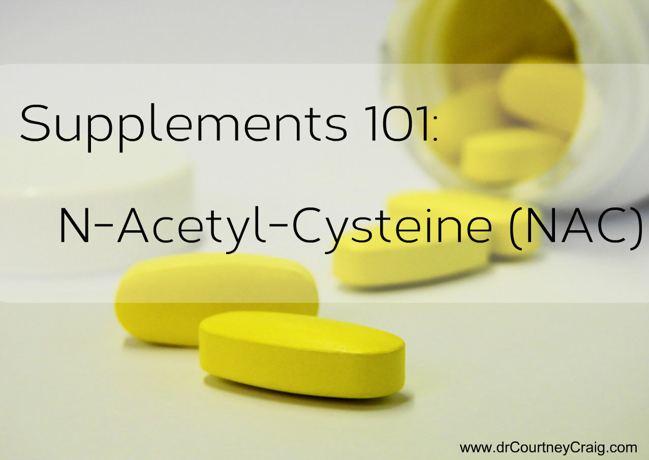 Is N-Acetyl-Cysteine NAC a good option for chronic fatigue syndrome? What dose of NAC is appropriate?
