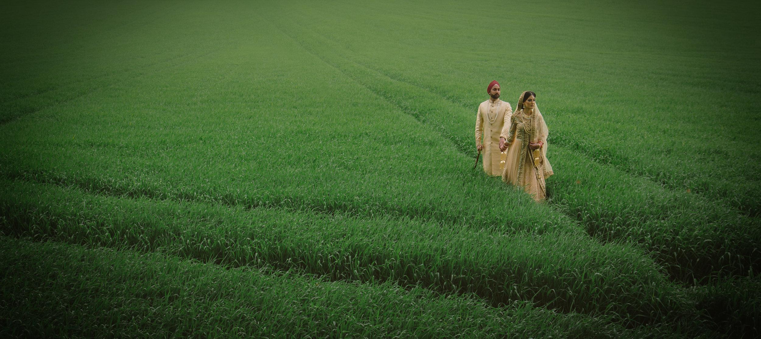 Sikh Wedding -