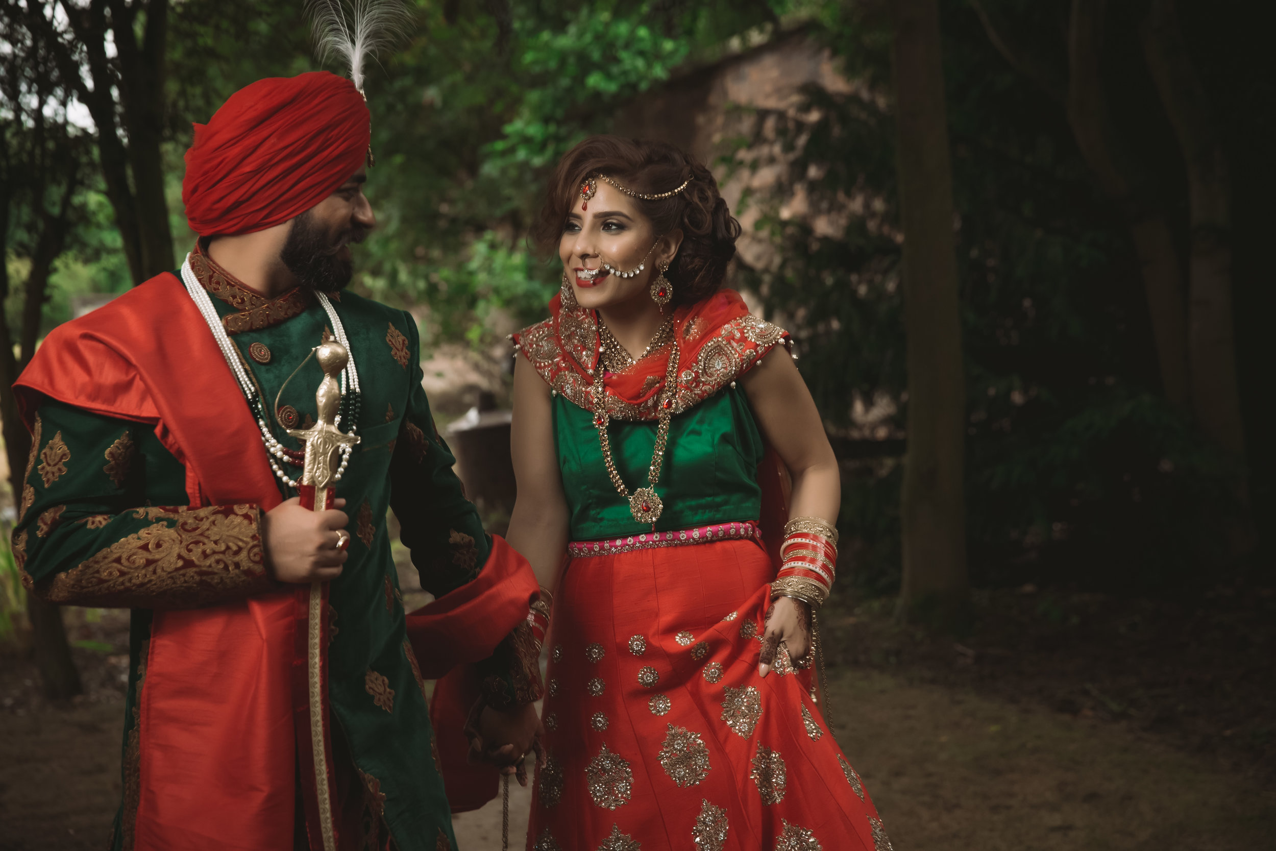 Hindu Wedding -
