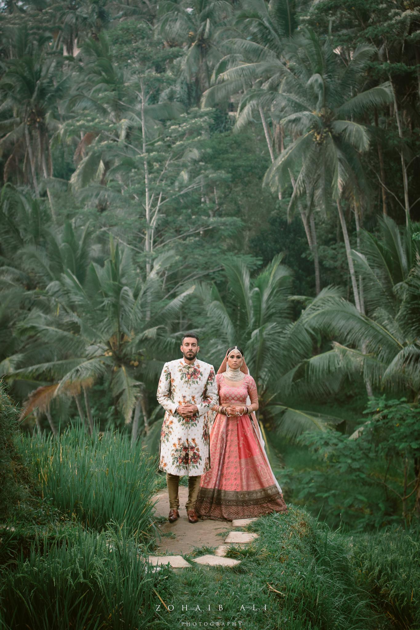 Bali Destination Indian Wedding