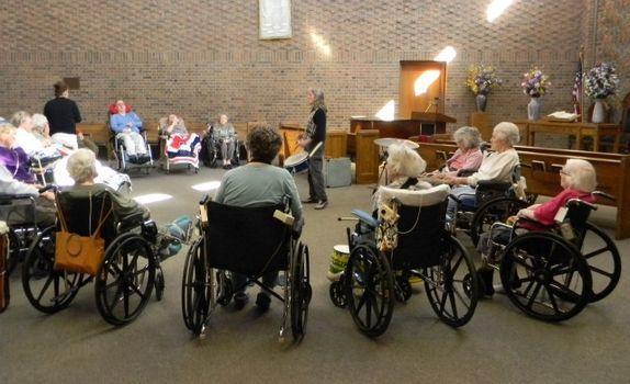 Elders Drum Circle at Brookmeade SanctuaryA.jpg