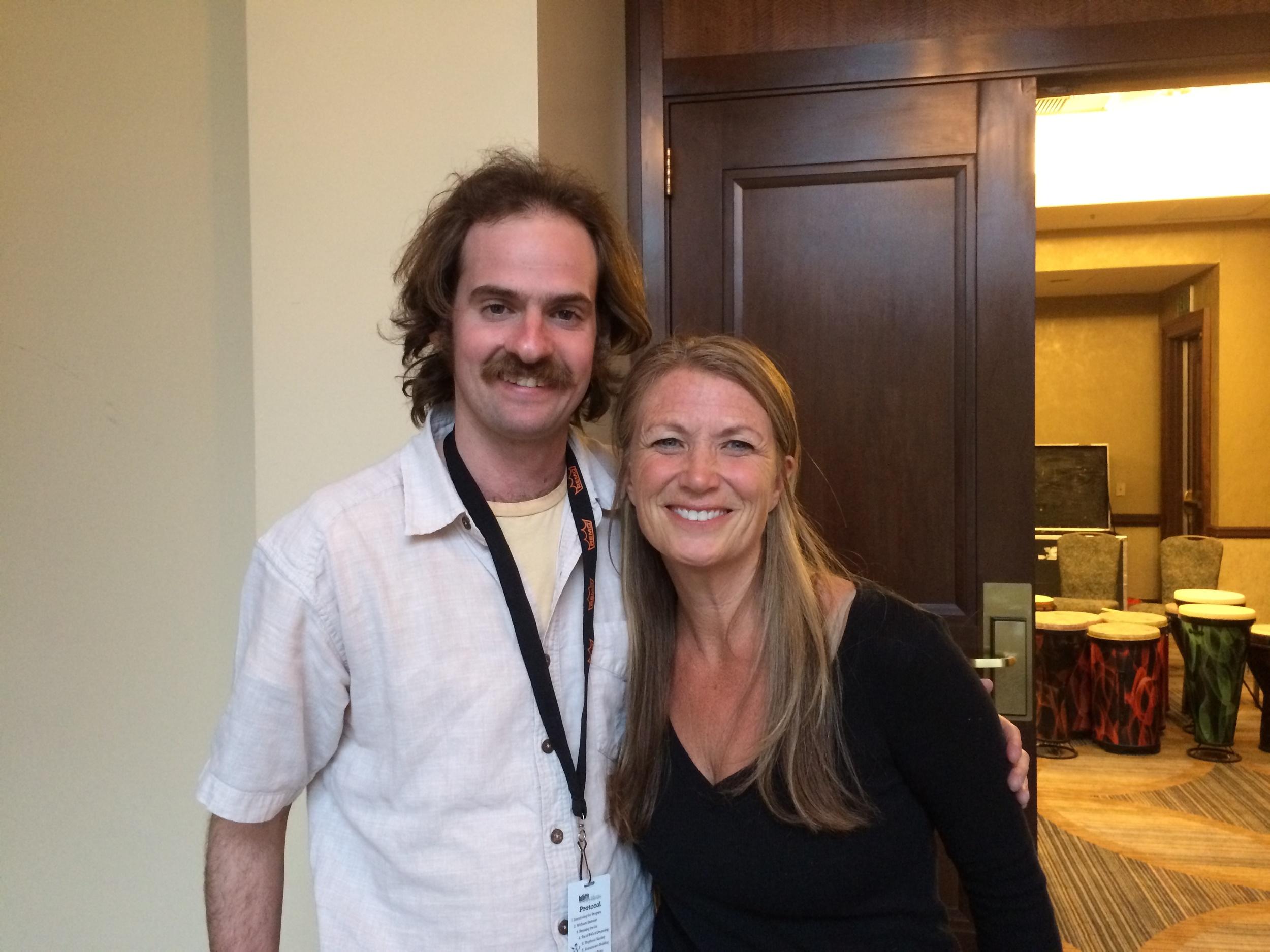 Noah Plotkin & Christine Stevens