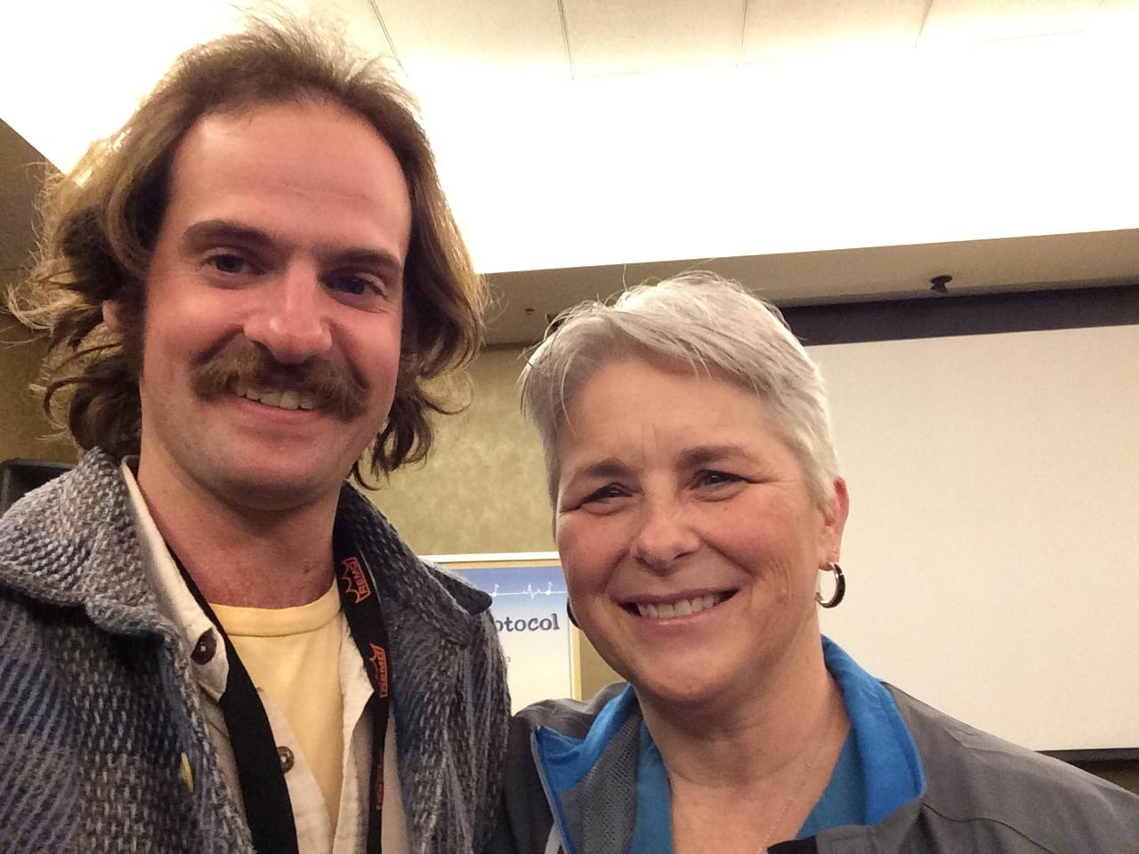 Noah Plotkin &Alyssa Janney