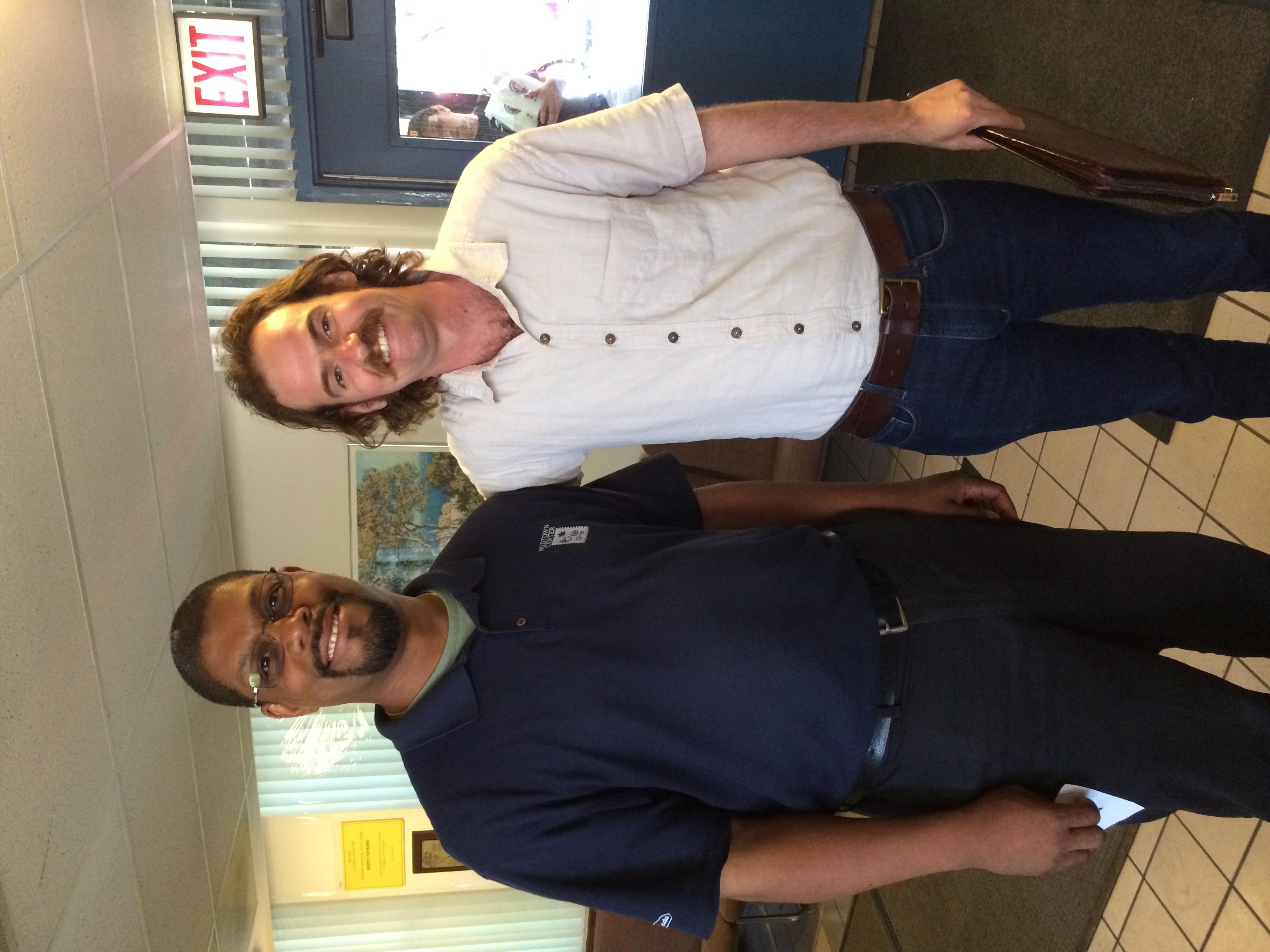 Brian Parker Program Manager Midtown Metro School for Boys & I . Midtown Center Foundation.