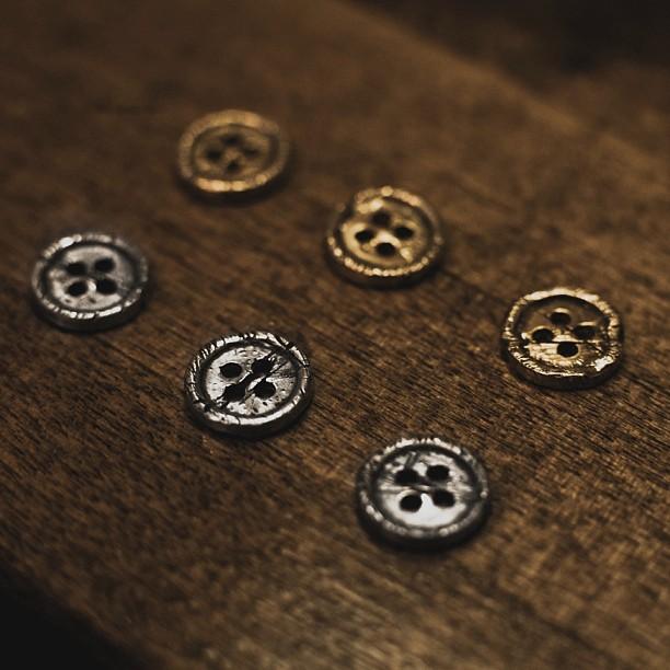 Custom Groomsmen Button