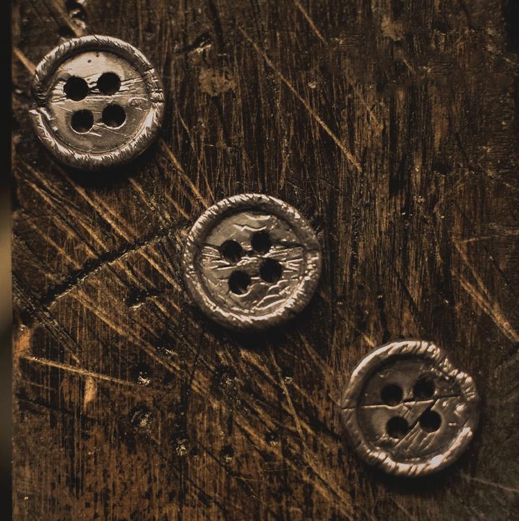 Custom Grooms Buttons