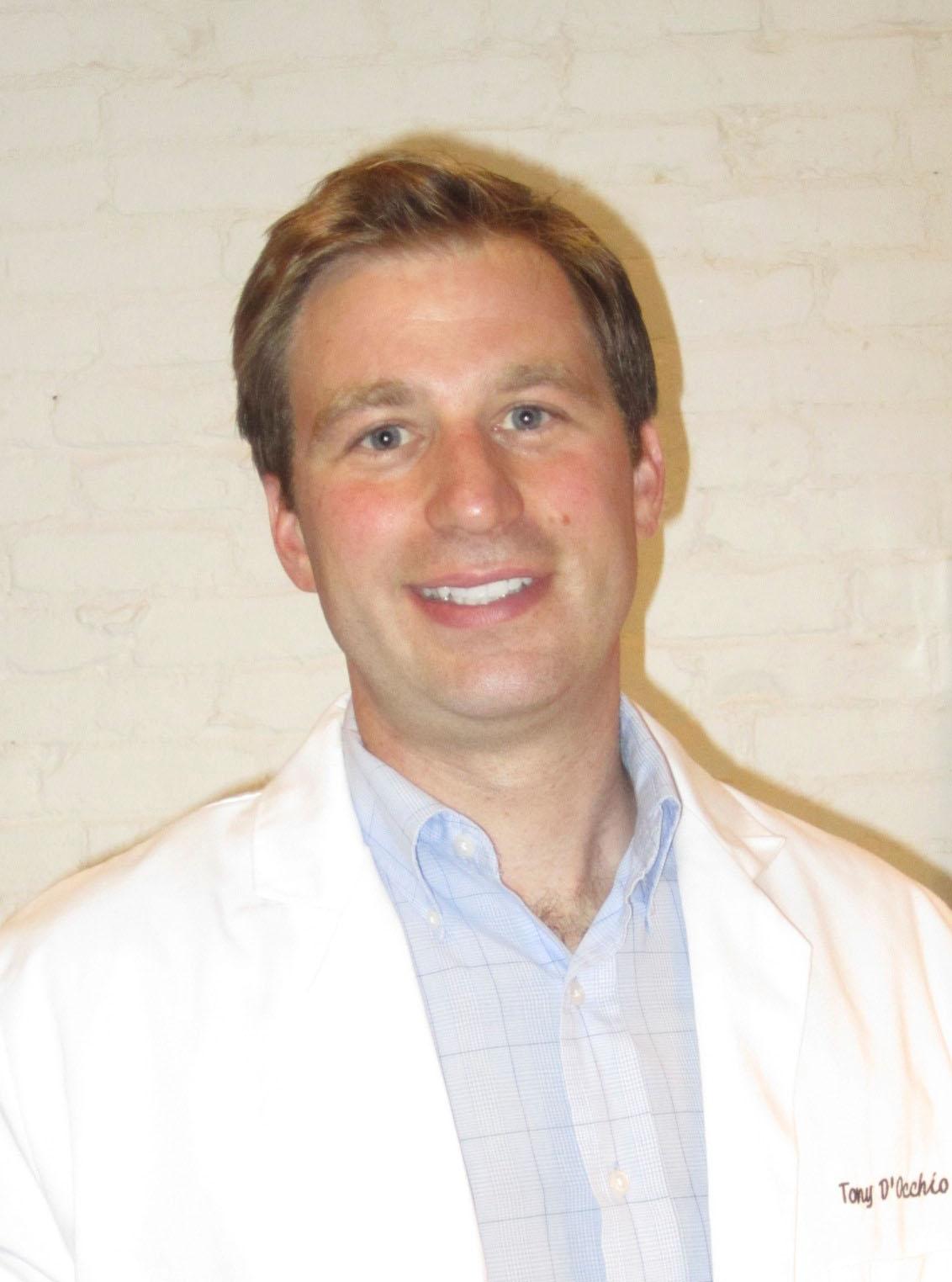Dr. Tony D'Occhio, Dentist